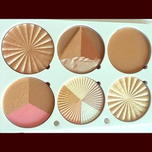"""OFRA """"On the Glow"""" Highlighting Palette,  NWT."""